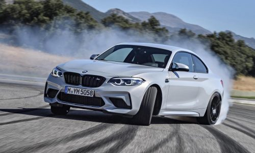 BMW M2 Competition 'Pure' confirmed for Australia