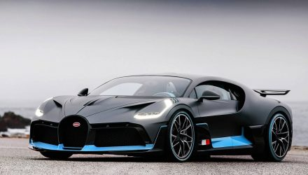 $8 million Bugatti Divo revealed, just 40 being made