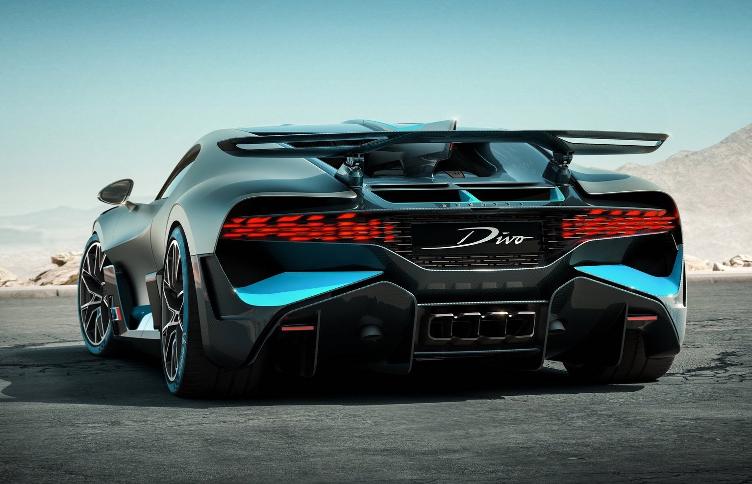 $8 million Bugatti Divo revealed, just 40 being made ...