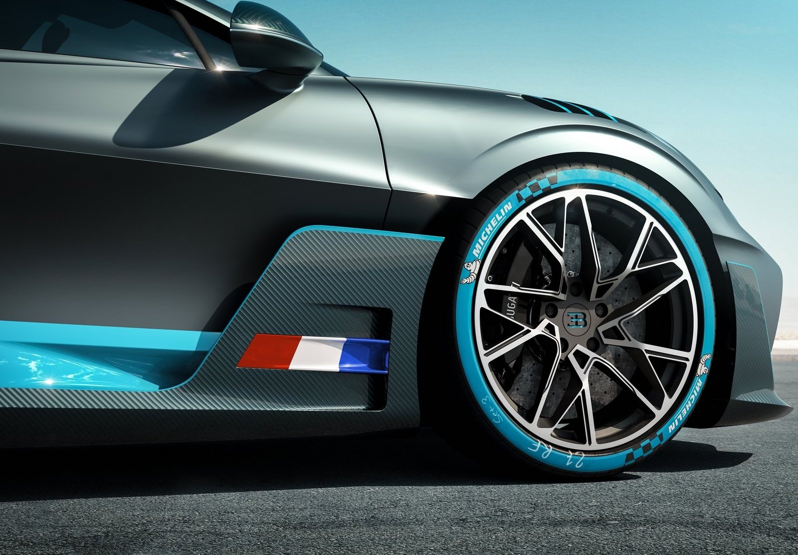 8 Million Bugatti Divo Revealed Just 40 Being Made Performancedrive