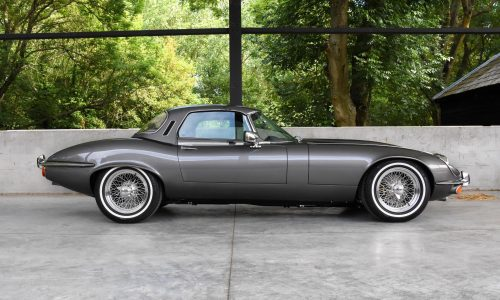 1974 Jaguar E-Type restored beautifully with 6.1L V12