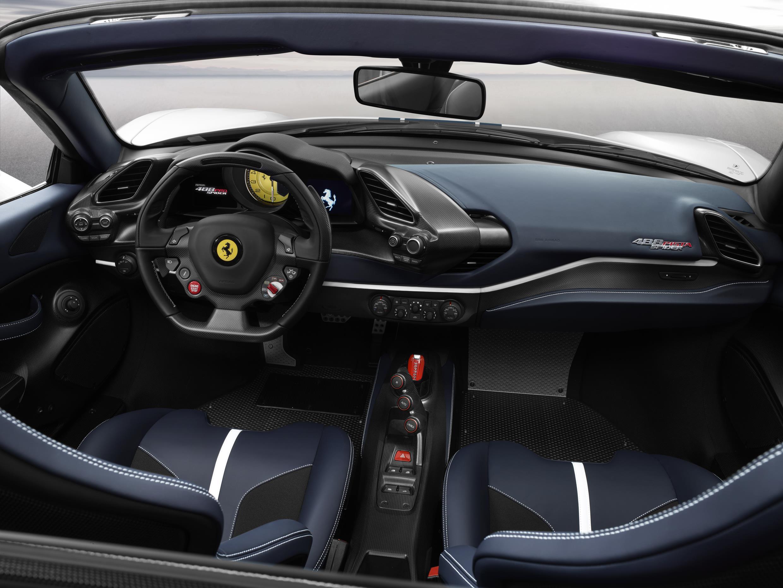 Ferrari 458 Spider For Sale >> Ferrari 488 Pista Spider revealed at Pebble Beach ...
