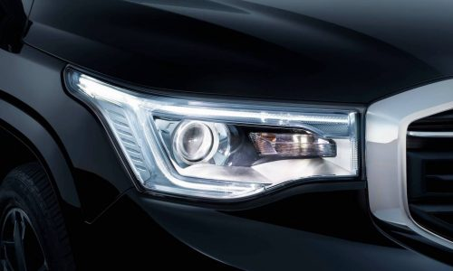 Holden Acadia features and initial specs confirmed