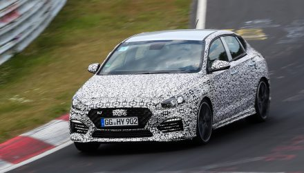 Hyundai i30 Fastback N confirmed for Paris show debut