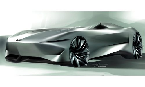 Infiniti Project 10 revealed in digital form