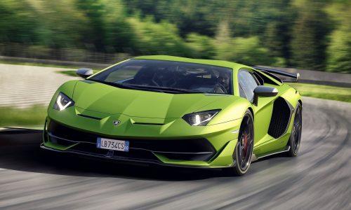Lamborghini Aventador SVJ priced from $949,640 in Australia