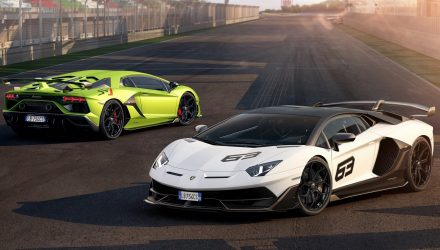 Lamborghini Aventador SVJ unveiled as mightiest version yet