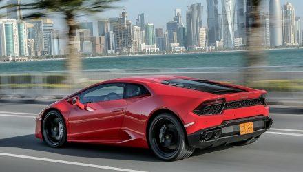 UK tourist in Dubai racks up $64k in speeding fines in Lamborghini
