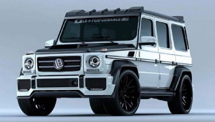 Liberty Walk plans G-Class kit for new Suzuki Jimny