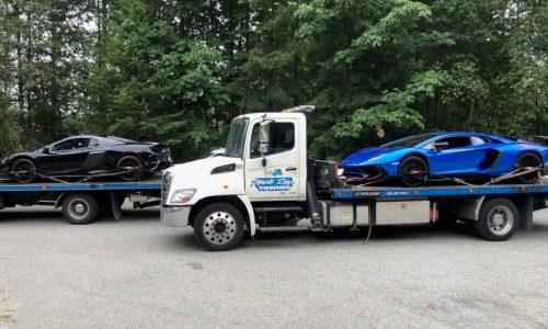 McLaren 675LT & Lamborghini Aventador SV impounded in Canada