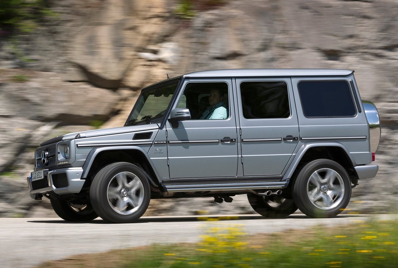 Mercedes-AMG G 65 recalled in the USA for being too fast