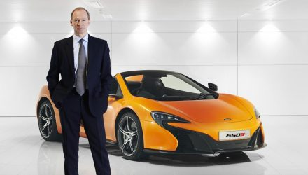 McLaren boss rules out SUV, full electric model in the pipeline