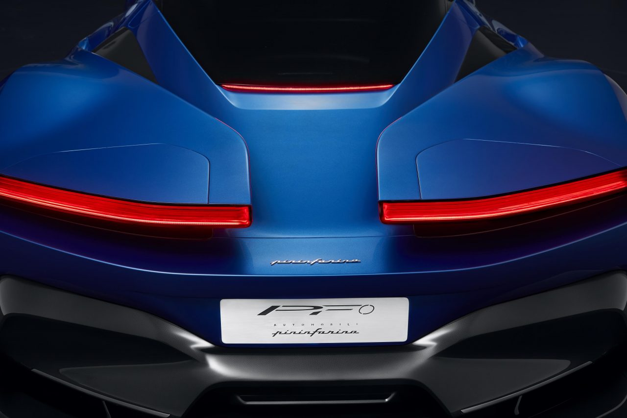 Pininfarina Pfo Previewed New Electric Hypercar Video