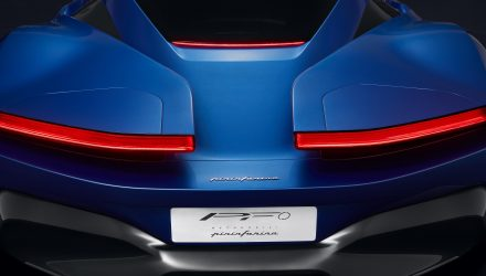 Pininfarina PFO previewed, new electric hypercar (video)