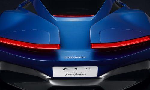 Pininfarina PFO previewed, new electric hypercar (video)