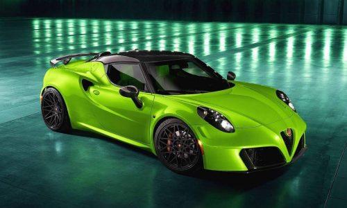 Pogea Racing creates crazy Alfa Romeo 4C 'Centurion 007' (video)