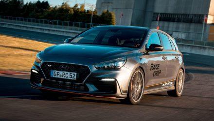 RaceChip develops neat tune for Hyundai i30 N