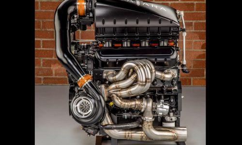 SSC Tuatara teasers show extreme twin-turbo V8 engine