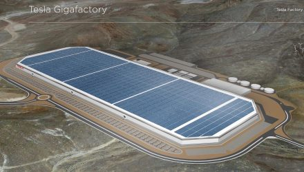 Tesla considering building European 'Gigafactory'