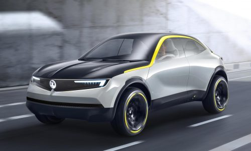 Vauxhall GT X Experimental concept previews upcoming design