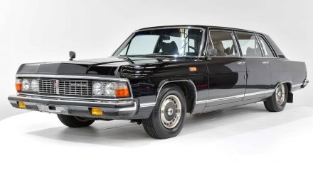 For sale: 1985 Gaz Chaika M14 Russian limousine in Australia