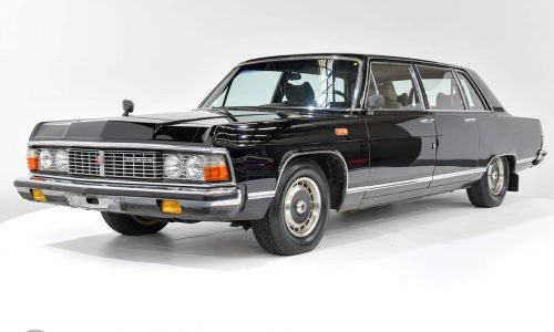 For sale: 1985 Gaz Chaika M14 Russian limousine in Australia