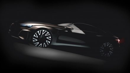 Audi plans 12 electric cars by 2025, e-tron GT concept coming soon