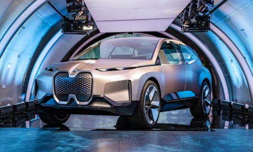 BMW Vision iNEXT concept debuts, previews 2021 SUV