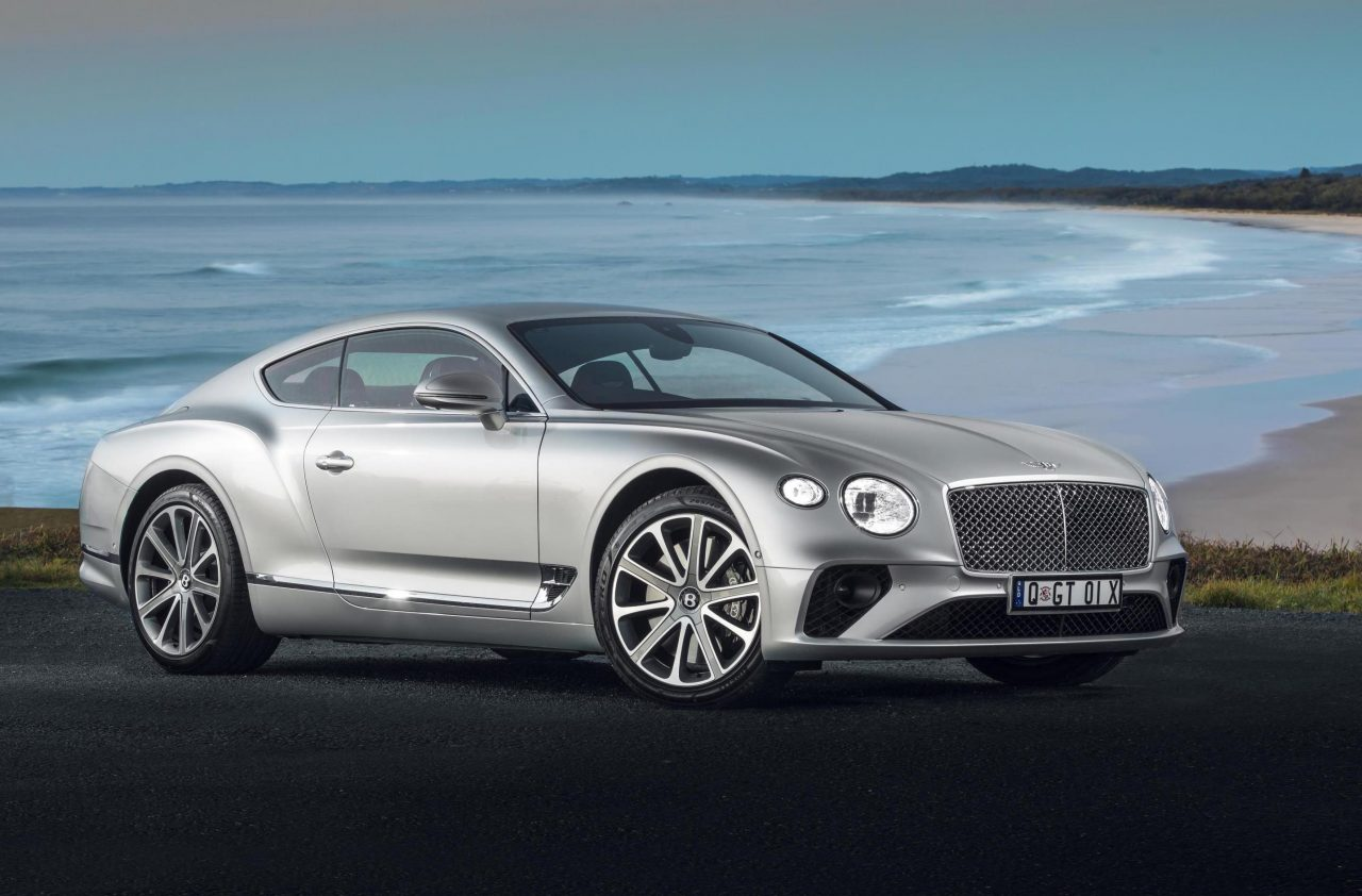 Rover Com Reviews >> All-new Bentley Continental GT launches in Australia ...