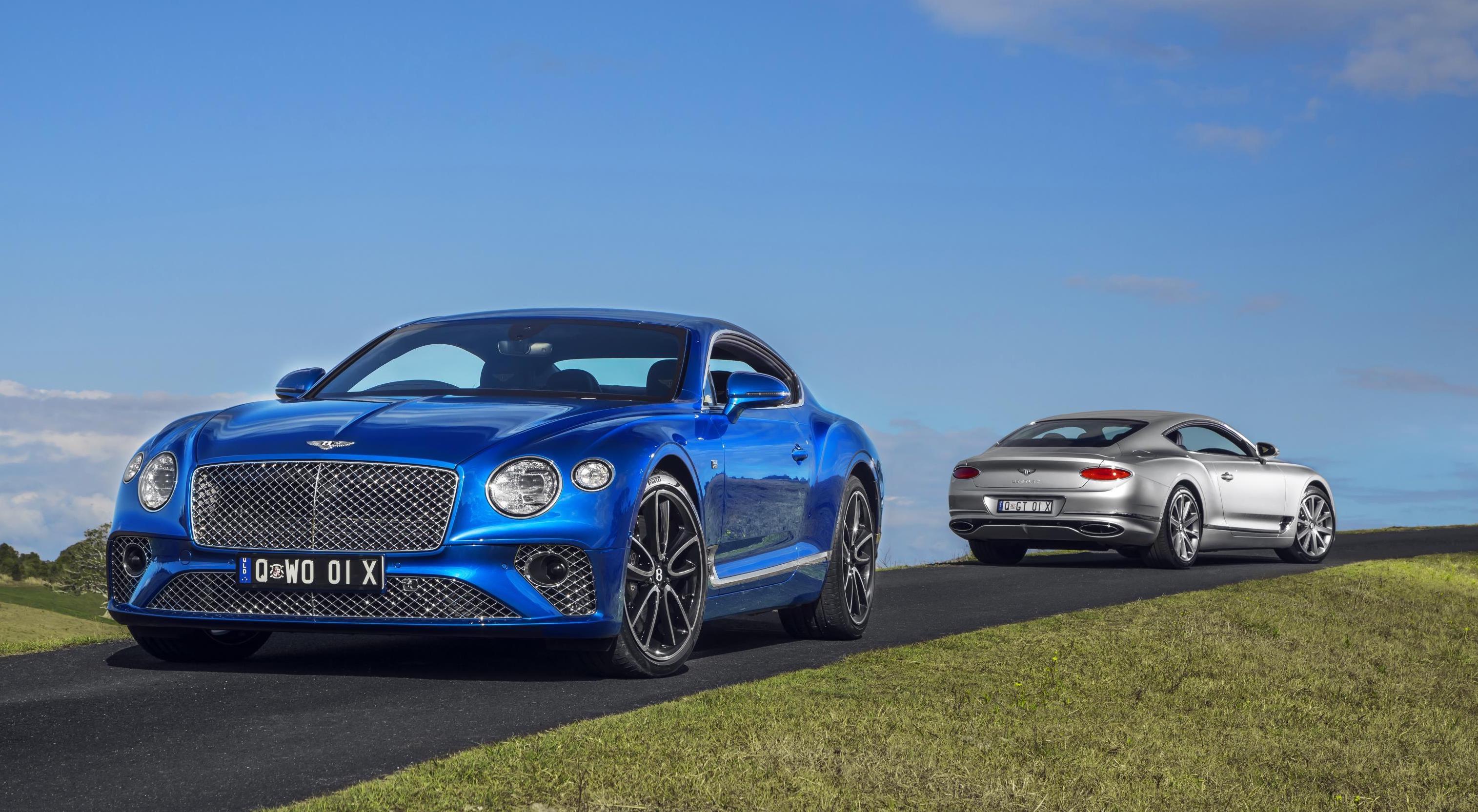 Gold Coast Bentley >> All-new Bentley Continental GT launches in Australia   PerformanceDrive