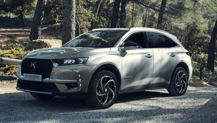 DS 7 Crossback E-Tense 4×4 revealed as new plug-in hybrid SUV