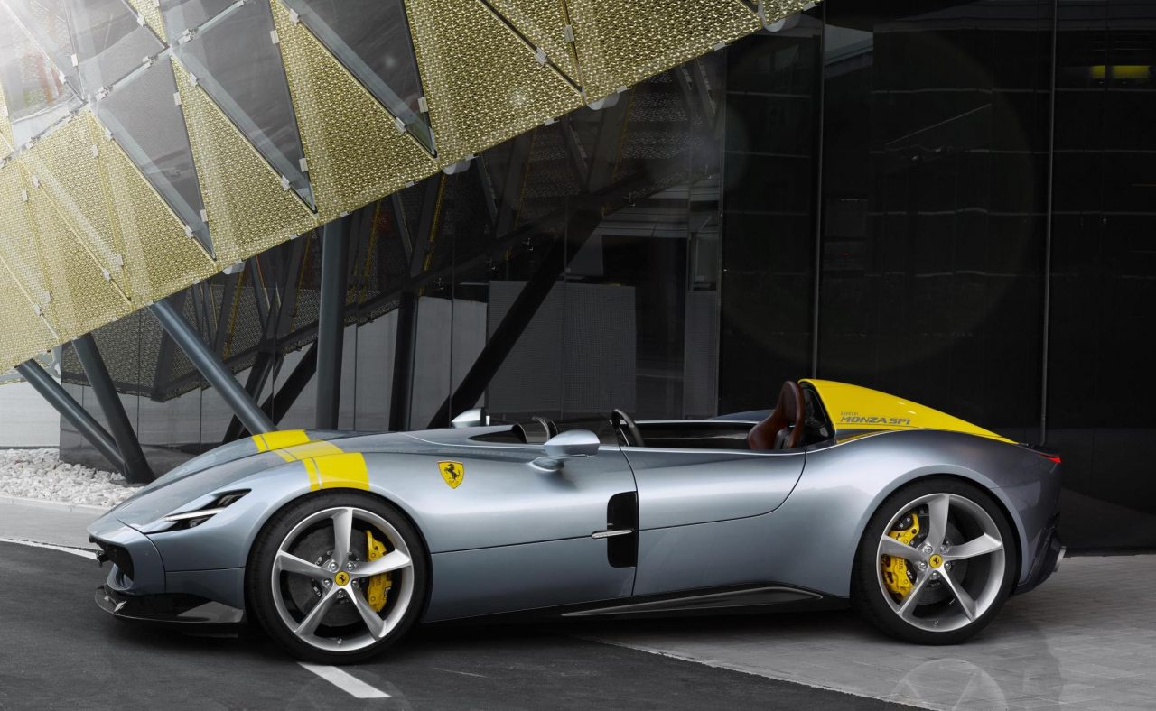 Land Rover Models >> Beautiful Ferrari Monza SP1 & SP2 special editions revealed | PerformanceDrive
