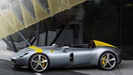 Beautiful Ferrari Monza SP1 & SP2 special editions revealed