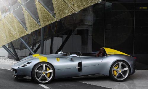 Beautiful Ferrari Monza SP1 & SP2 special editions revealed