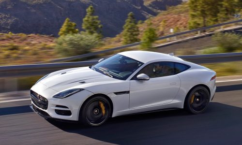 Next Jaguar F-Type to switch to mid-engine layout, dubbed J-Type – report