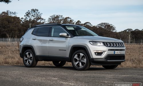 2018 Jeep Compass Limited 2.4 review (video)
