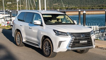 2018 Lexus LX 450d review: Sydney to Daintree – part 2 of 3