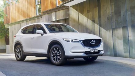 170kW Mazda CX-5 2.5 turbo petrol on the cards for Australia