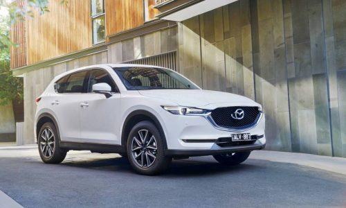 170kW Mazda CX-5 2.5 turbo petrol on the cards for Australia