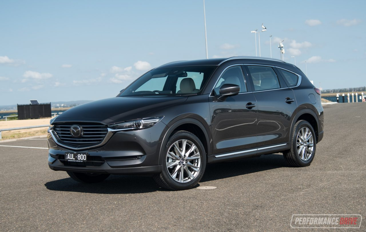 2018 Mazda CX-8 review (video) | PerformanceDrive
