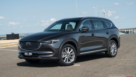 2018 Mazda CX-8 review (video)