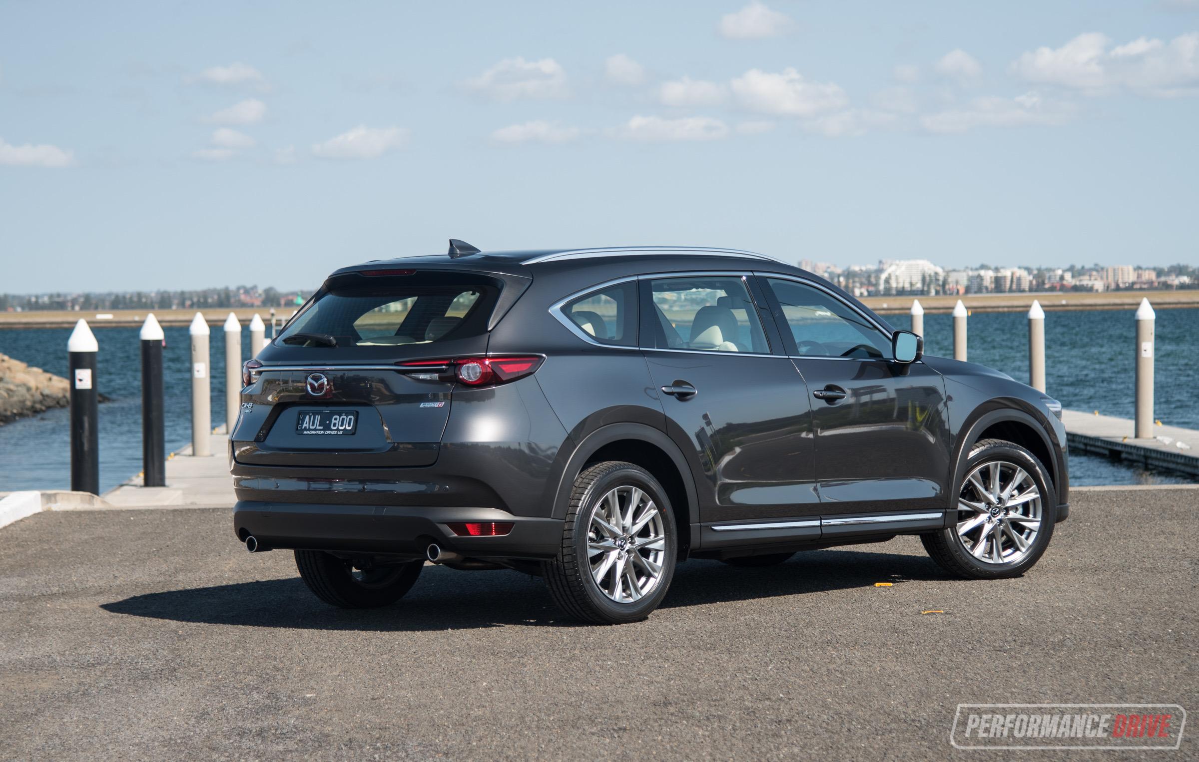 Mazda 6 Sport >> 2018 Mazda CX-8 review (video) | PerformanceDrive
