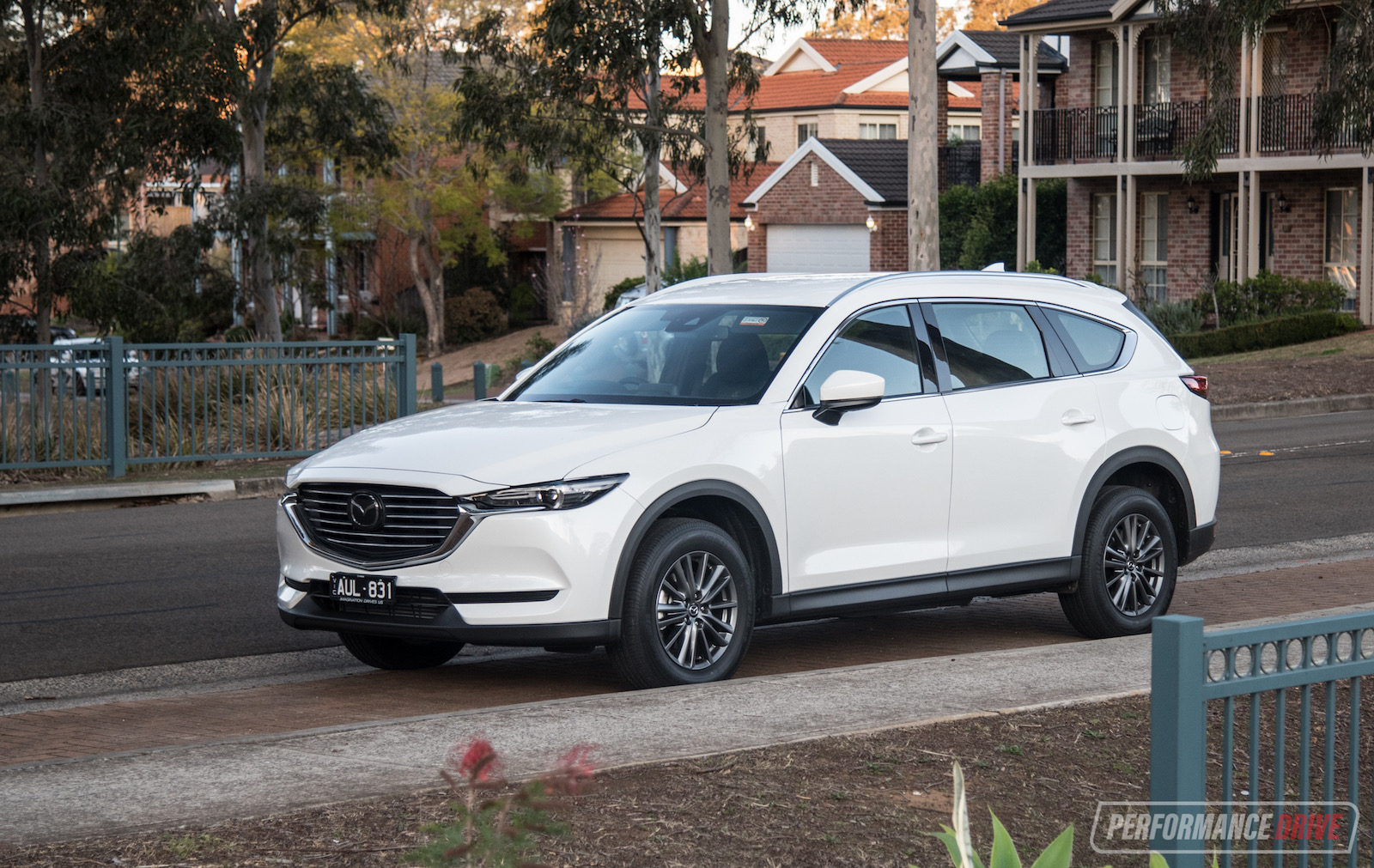 2018 Mazda CX-8: Styling, Specs, Availability >> 2018 Mazda Cx 8 Review Video Performancedrive