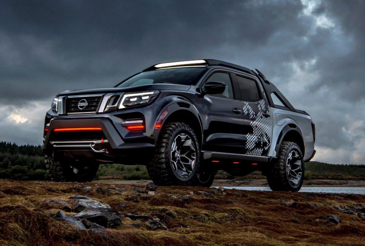 Navara Based Suv >> Nissan Navara Dark Sky concept shows enhancement potential | PerformanceDrive