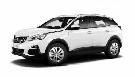 Peugeot Australia announces special drive-away prices for September