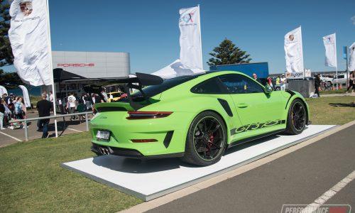 2018 Porsche 911 GT3 RS makes Australian debut at Cronulla event