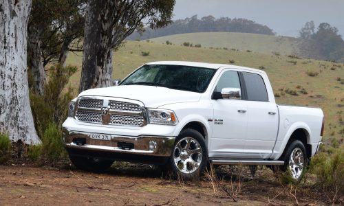 2018 RAM 1500 now on sale in Australia from $79,950