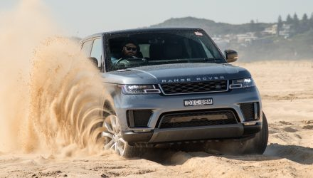 2018 Range Rover Sport TDV6 SE review (video)