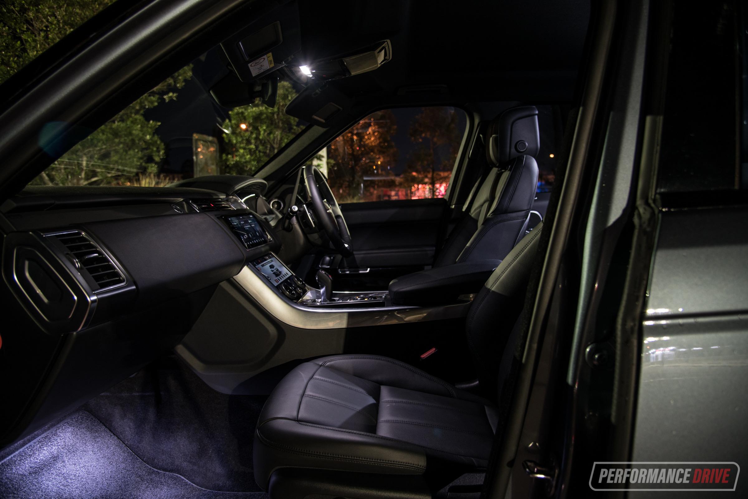 2018 Range Rover Sport Tdv6 Se Review Video