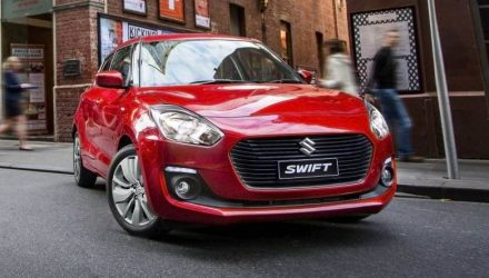 2018 Suzuki Swift Navigator manual now on sale from $16,990